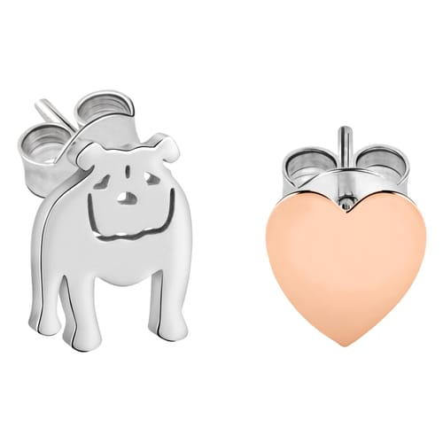 EARRINGS LA PETITE STORY DOG & KITTY - LPS01AQI01