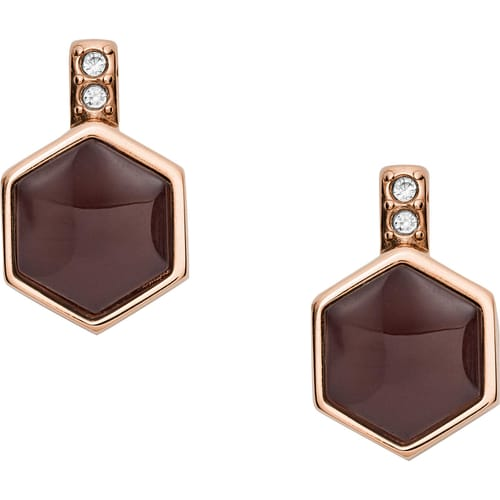 EARRINGS FOSSIL CLASSICS - JF03059791