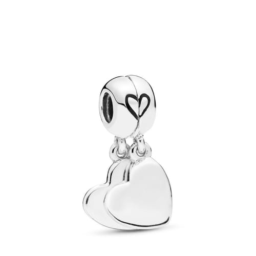 MOTHER AND SON LOVE PENDANT PANDORA CHARM - 797777EN16