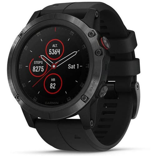 watch SMARTWATCH GARMIN FENIX 5 PLUS - 010-01989-01