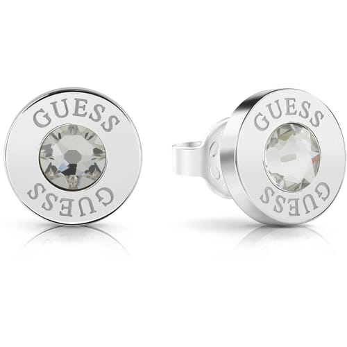 EARRINGS GUESS SHINY CRYSTALS - UBE78094