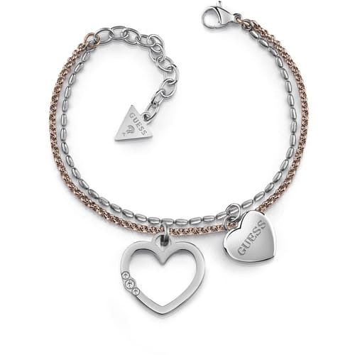 ARM RING GUESS UNCHAIN MY HEART - UBB78099-S