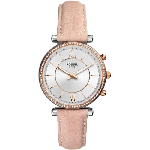 FOSSIL watch CARLIE HYBRID SMARTWATCH - FTW5039