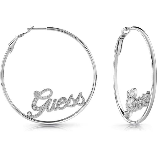 EARRINGS GUESS ROUND&ROUND - UBE78085