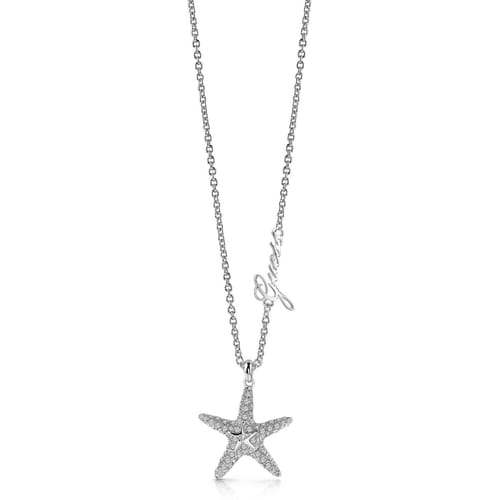 NECKLACE GUESS STARFISH - UBN78008
