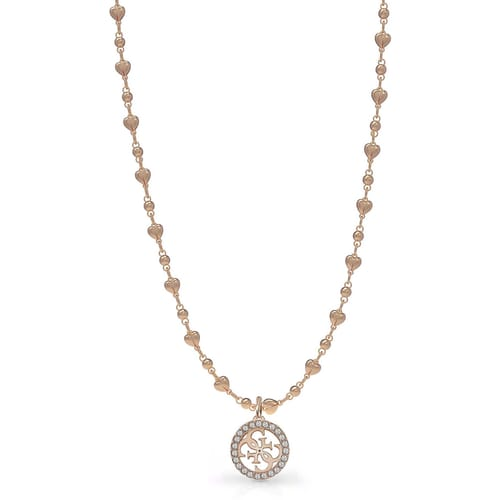 NECKLACE GUESS TROPICAL SUN - UBN78017