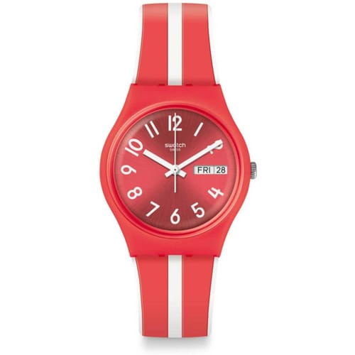 SWATCH watch ENERGY BOOST - GR709