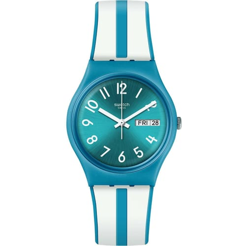 SWATCH watch ENERGY BOOST - GS702