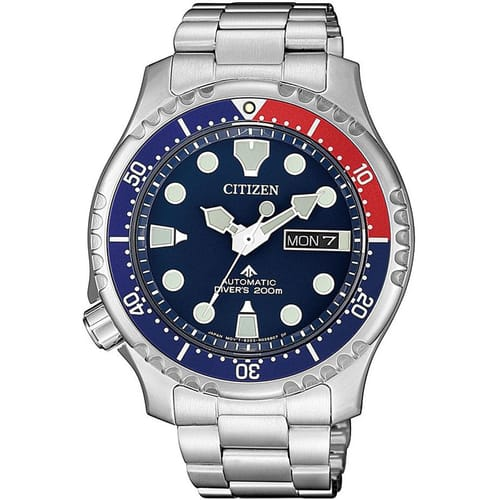 CITIZEN watch PROMASTER DIVER - NY0086-83L