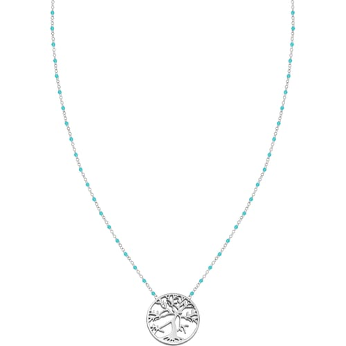 NECKLACE BLUESPIRIT AMULETI - P.31Q510000200