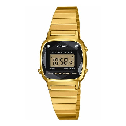 CASIO watch VINTAGE - LA670WEGD-1EF