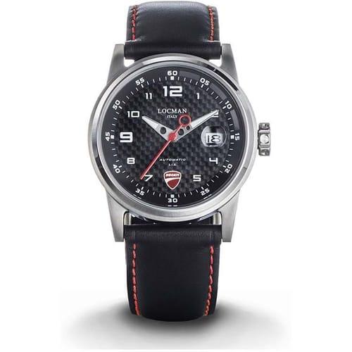 LOCMAN watch DUCATI - D104A09S-00CBIPKR