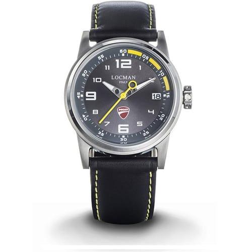 LOCMAN watch DUCATI - D106A07S-00GYYPKY