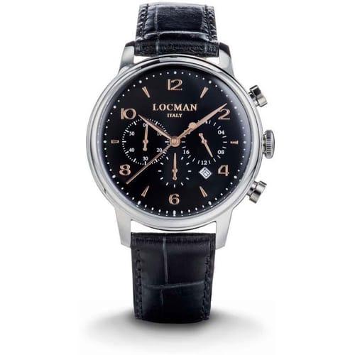 LOCMAN watch 1960 - 0254A01R-00BKRG2PK