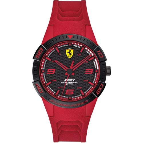 SCUDERIA FERRARI watch APEX - 0840033