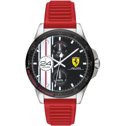 FERRARI watch PILOTA - 0830657