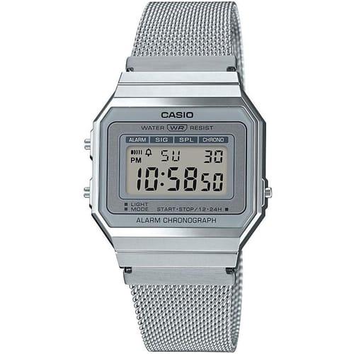 CASIO watch SUPERSLIM - A700WEM-7AEF