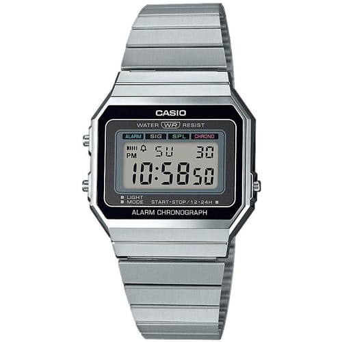 CASIO watch SUPERSLIM - A700WE-1AEF