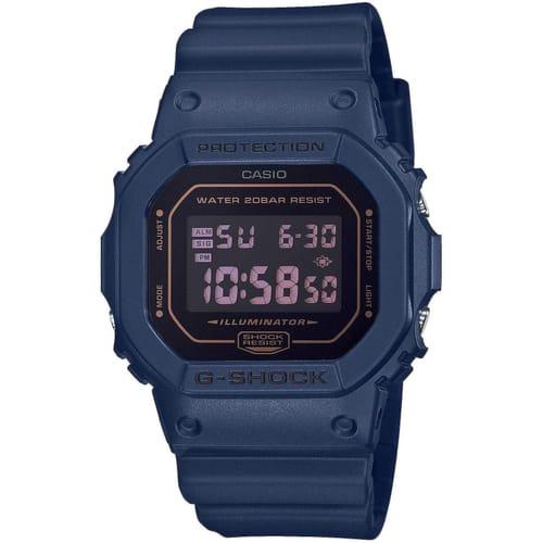 CASIO watch CASSA QUADRATA - DW-5600BBM-2ER