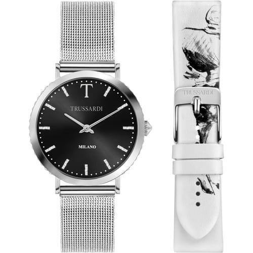 TRUSSARDI watch T-MOTIF - R2453140501