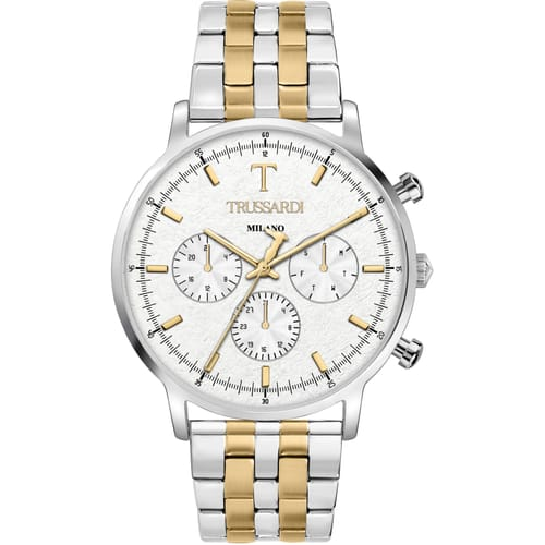 TRUSSARDI watch T-GENTLEMAN - R2453135006