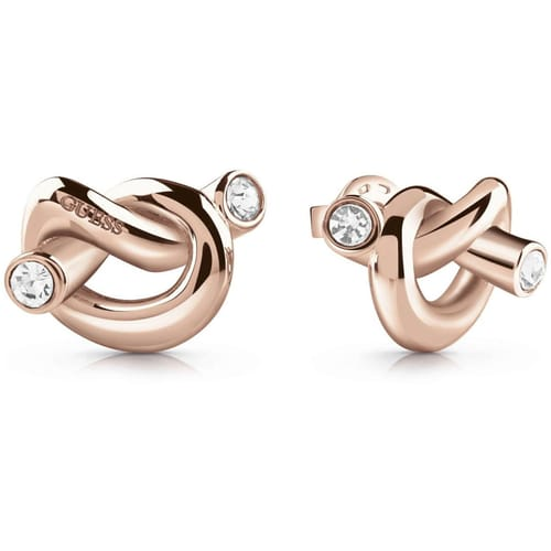EARRINGS GUESS GUESS KNOT - UBE29014
