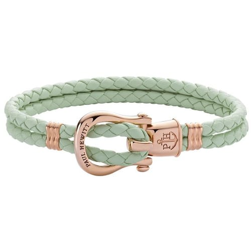 BRACCIALE PAUL HEWITT PHINITY SHACKLE - PH-FSH-L-R-M-M