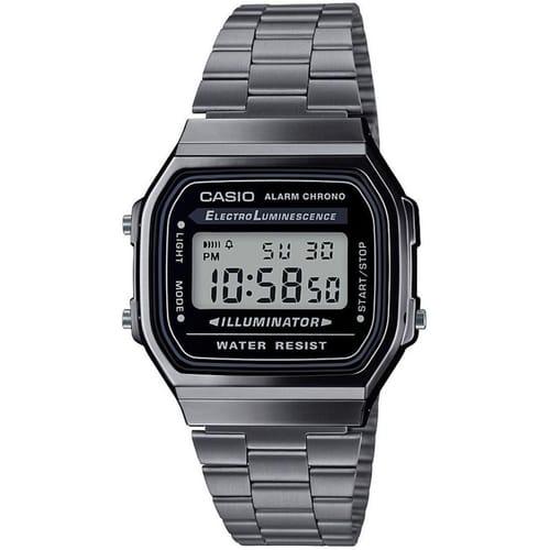 CASIO watch VINTAGE - A168WEGG-1AEF