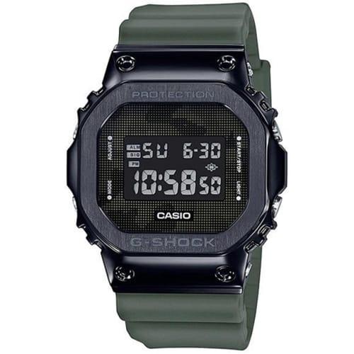 CASIO watch CASSA QUADRATA - GM-5600B-3ER
