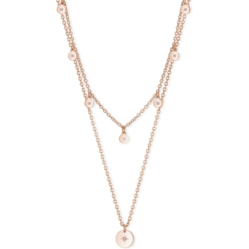 NECKLACE 2JEWELS MINIMAL CHIC - 251685