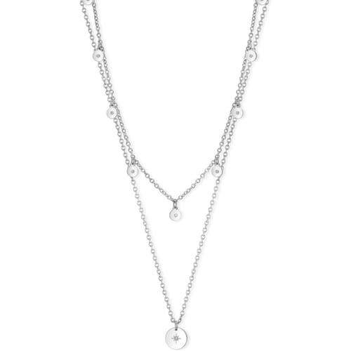 NECKLACE 2JEWELS MINIMAL CHIC - 251684