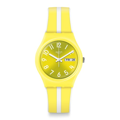 SWATCH watch ENERGY BOOST - GJ702