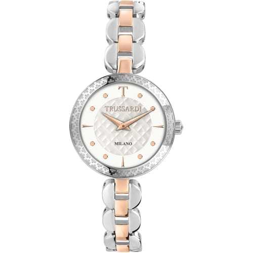 TRUSSARDI watch T-CHAIN - R2453137505