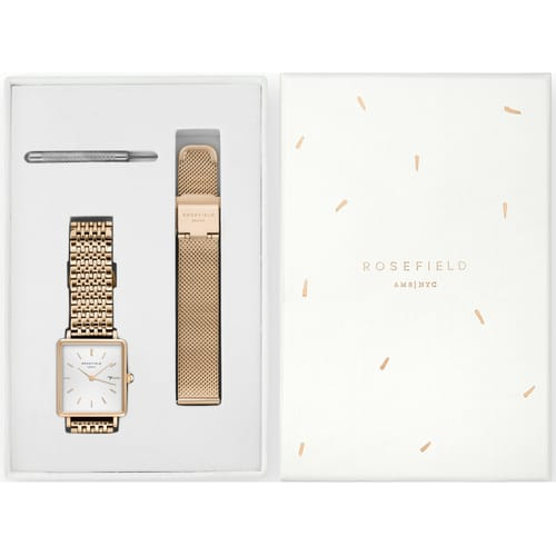 ROSEFIELD watch THE BOXY - QWGTG-X223