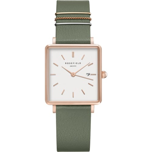 ROSEFIELD watch THE BOXY - QOGRG-Q027