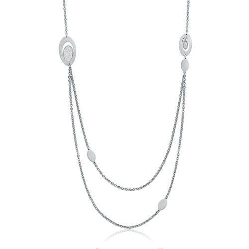 NECKLACE LUCA BARRA BRILLIANT - CK1376