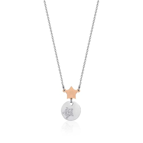 NECKLACE LUCA BARRA BRILLIANT - CK1375