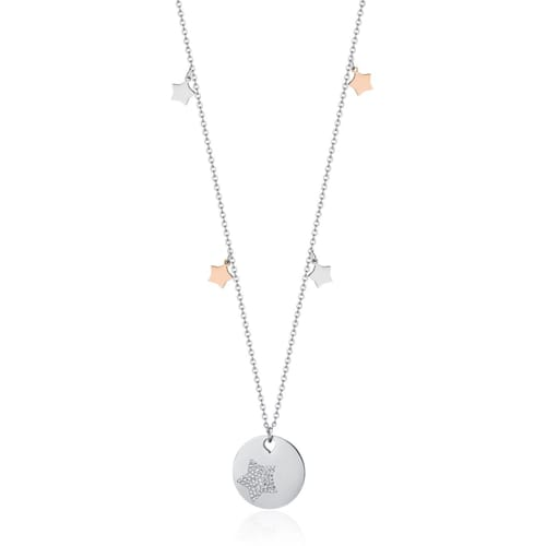 NECKLACE LUCA BARRA BRILLIANT - CK1372