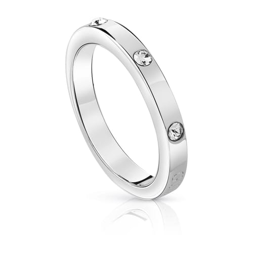 ANELLO GUESS HOOPS I DID IT - UBR84026-54
