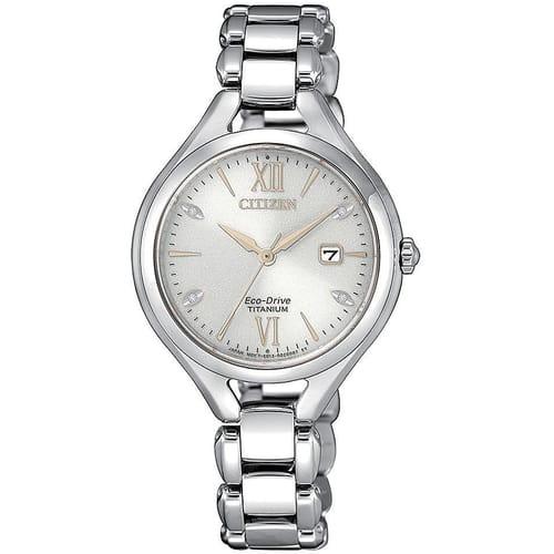 CITIZEN watch SUPERTITANIO - EW2560-86A