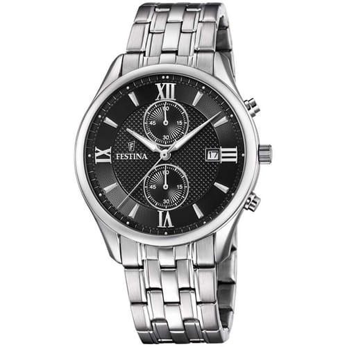 FESTINA watch TIMELESS CHRONOGRAPH - F6854/8