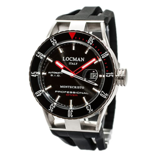 Locman Watches Montecristo Diver