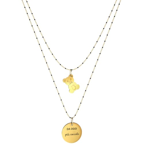 NECKLACE 10 BUONI PROPOSITI SWEET - N9840/N