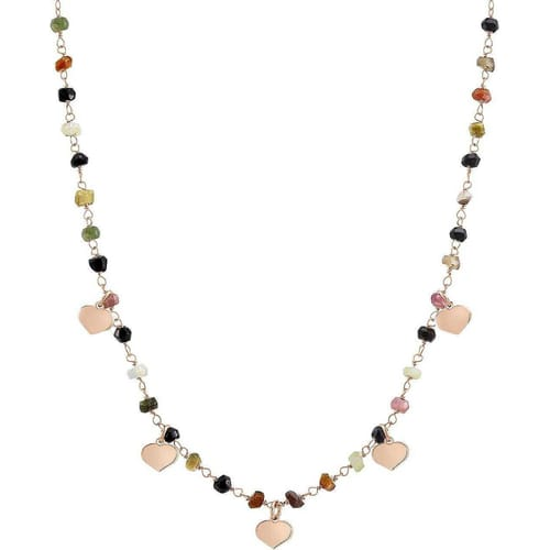 NECKLACE NOMINATION MON AMOUR ED RAINBOW - 027236/022