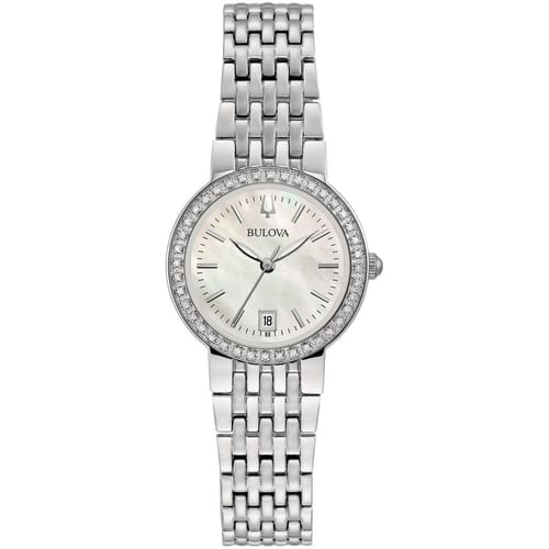 BULOVA watch DIAMOND CLASSIC - 96R239