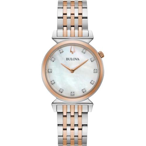 BULOVA watch REGATTA DIAMANTI - 98P192