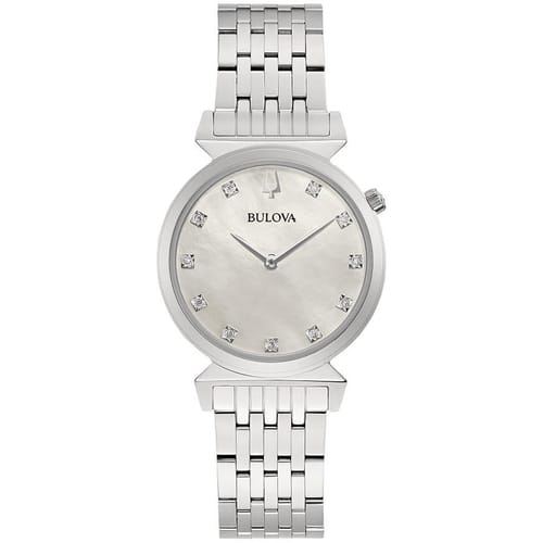 BULOVA watch REGATTA DIAMANTI - 96P216