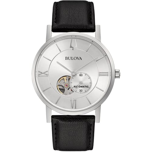 BULOVA watch CLIPPER POWER RESERVE - 96A237