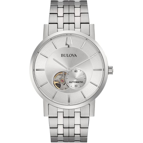 BULOVA watch CLIPPER POWER RESERVE - 96A238