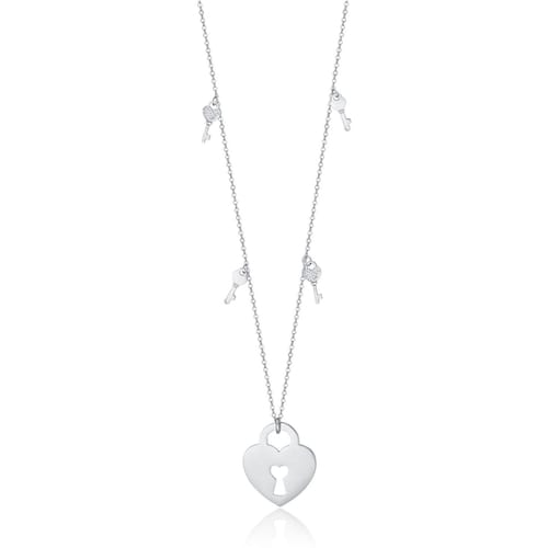 NECKLACE LUCA BARRA LOVE IS - CK1416